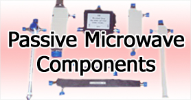 passive microwave components manufacturer and supplier in india